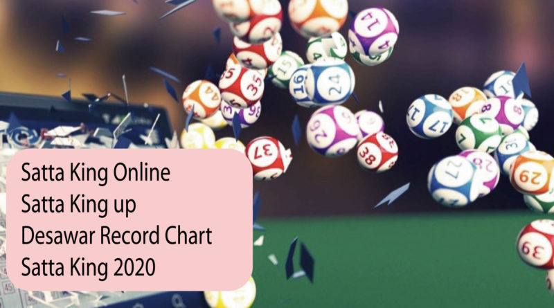 Desawar Record Chart – Information About Indian Lottery Games Results